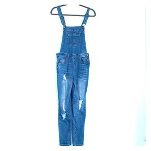 Others follow overalls (XS)